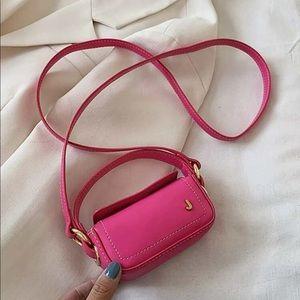 Handbags - New mini micro bag hot pink